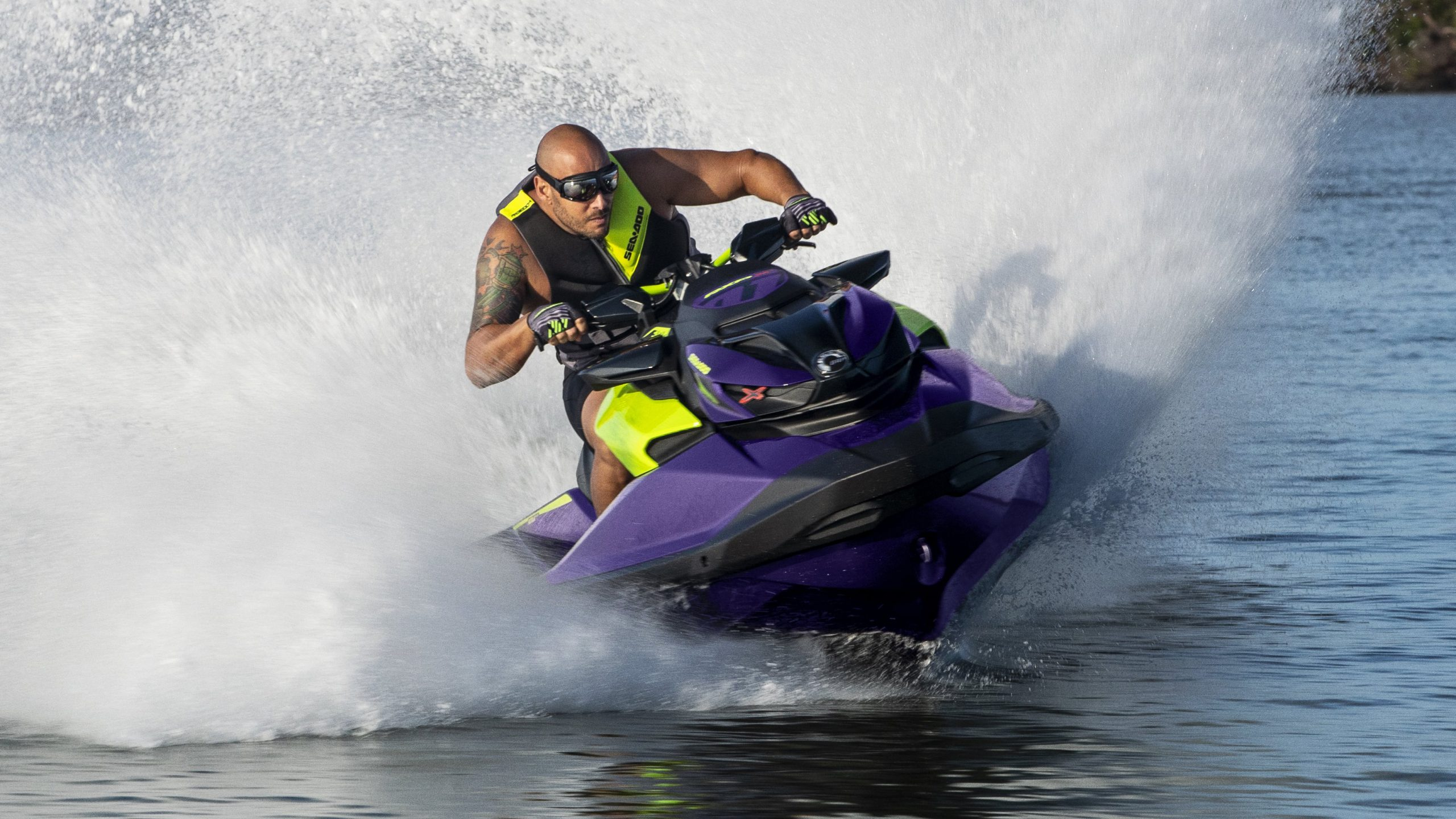 It's official: 2021 Sea-Doo RXP-X 300 faster than 2021 Yamaha GP1800R SVHO