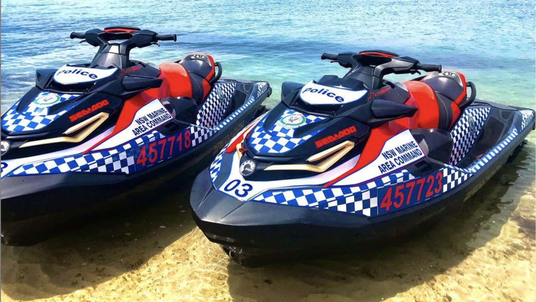 Jet Ski safety: UNSW studies impact of COVID-19 travel restrictions