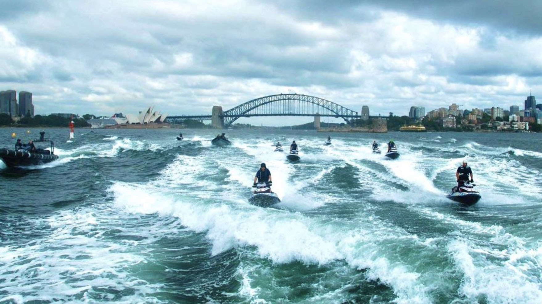 Why are Jet Skis banned on Sydney Harbour? Government transcript reveals all